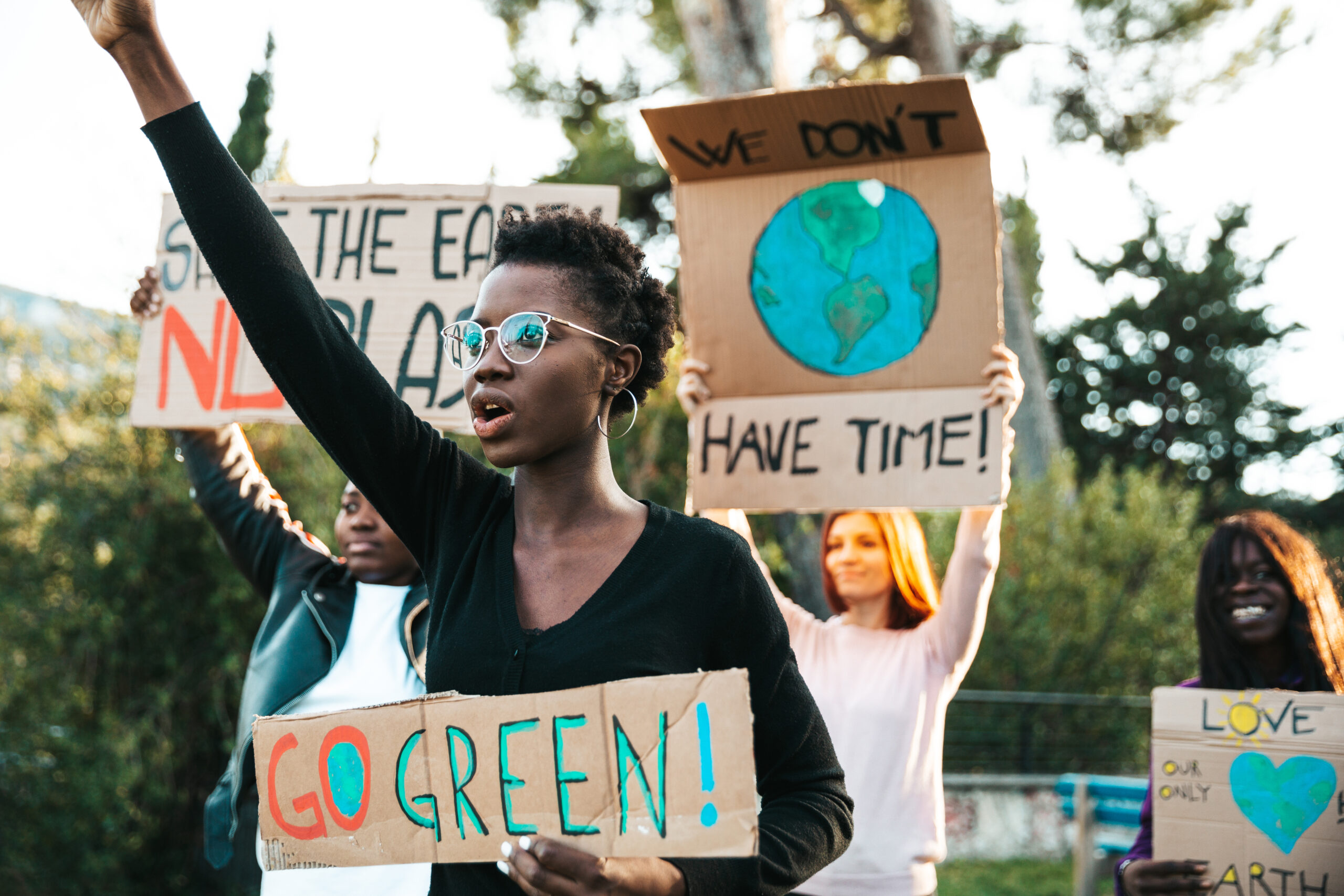 Why Students Want Action on Climate Change