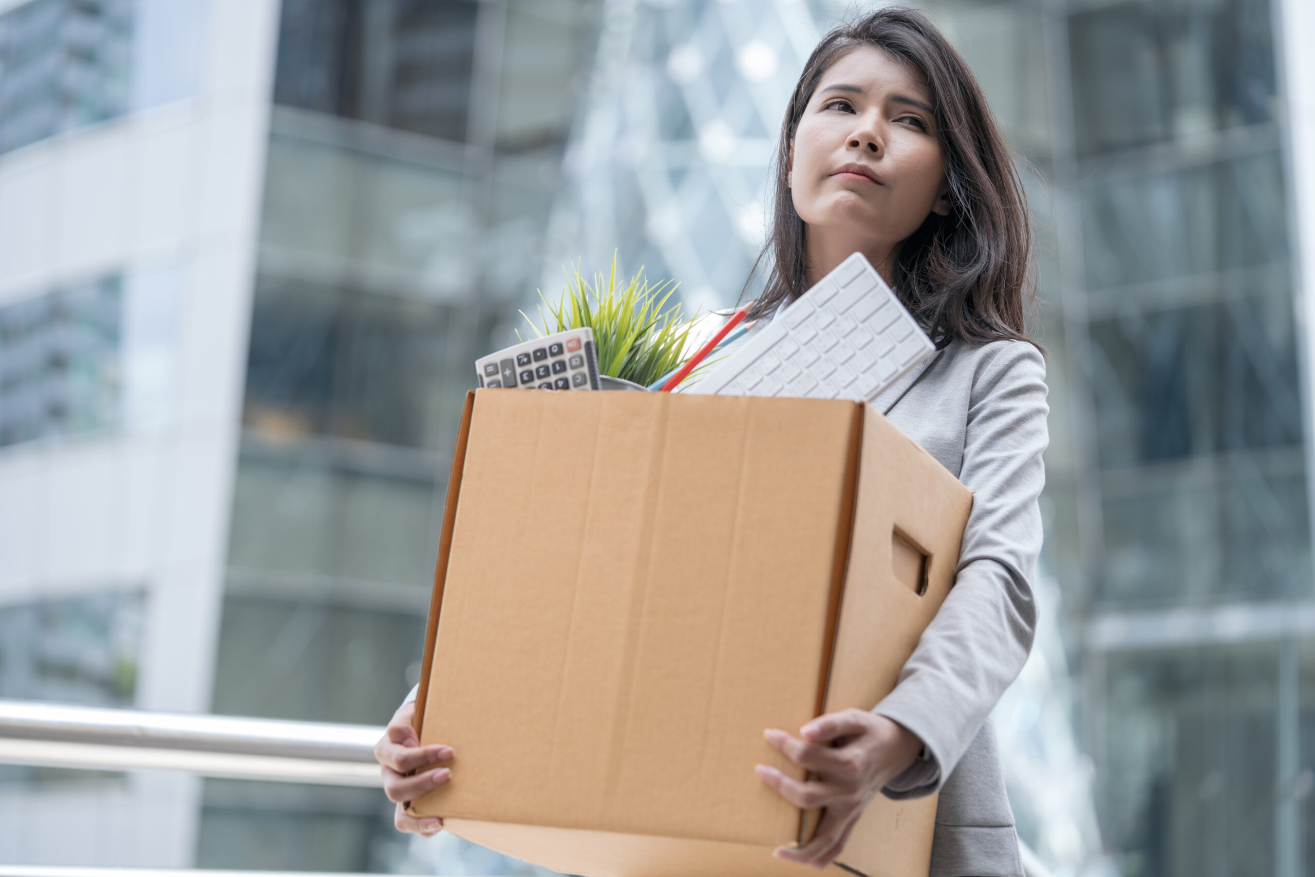 10 Steps to Take After Losing Your Job